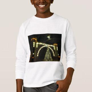 Camiseta Natal em Banda-SHELL