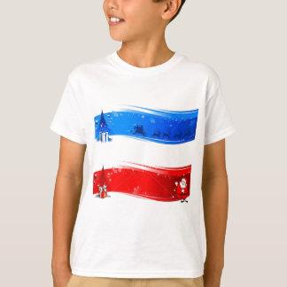 Camiseta Natal EUA