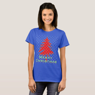Camiseta Natal nevado