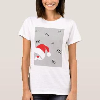 Camiseta Natal-Papai noel HoHoHo