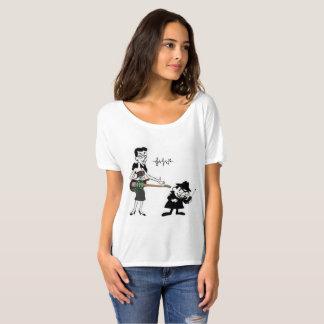 Camiseta Natasha (a guitarra nova dos bogdon)