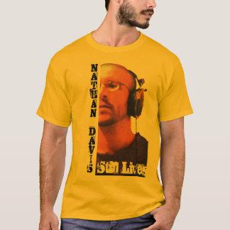 Camiseta Nathan Davis, ainda vidas!