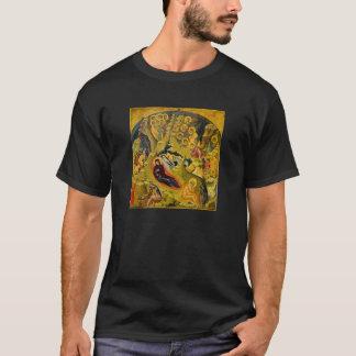 Camiseta Natividade bizantina