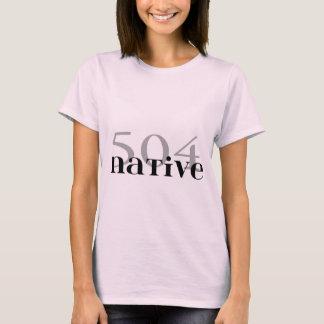 Camiseta Nativo 504