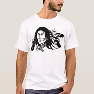 Camiseta Nativo americano