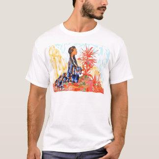 """Camiseta Nativo americano """"a árvore de doação """""""