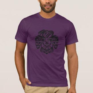 Camiseta Nativo americano, nativo americano noroeste