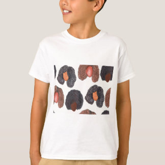 Camiseta natural hair