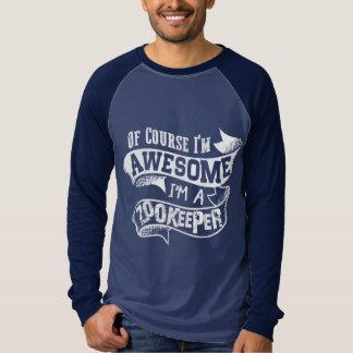 Camiseta Naturalmente eu sou impressionante mim sou um