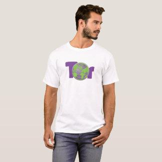 Camiseta Navegador do TOR - rede do anonimato
