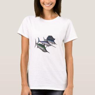 Camiseta Navegue no abismo