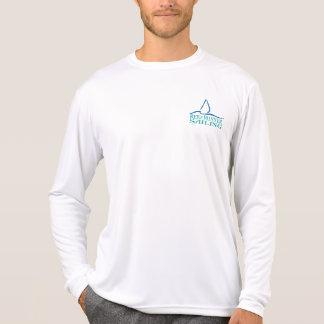 Camiseta Navigação do corredor do recife - logotipo da