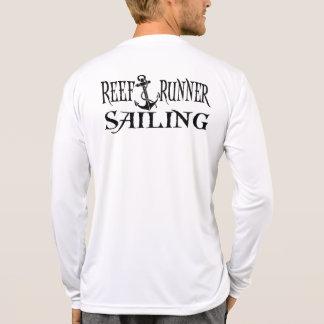 Camiseta Navigação do corredor do recife - T da âncora