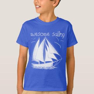Camiseta Navigação impressionante! náutico, vintage,