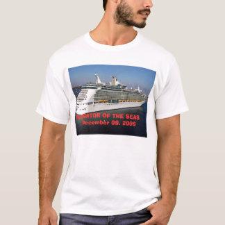 Camiseta navigator_of_the_seas1,      NAVEGADOR DO SE…