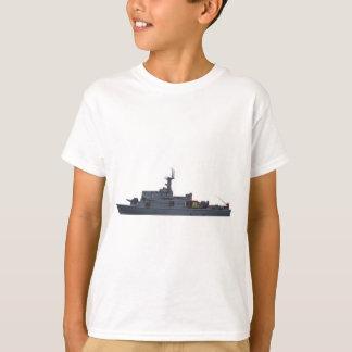 Camiseta Navio de guerra