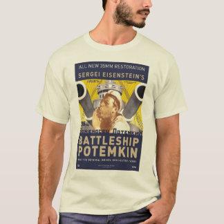 Camiseta Navio de guerra Potemkin 2