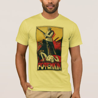 Camiseta Navio de guerra Potemkin 3