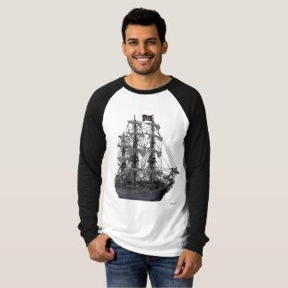 Camiseta Navio de pirata Mystical