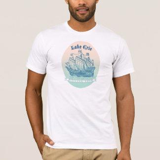 Camiseta Navios altos do Lago Erie para lojas de novidade