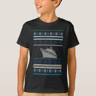 Camiseta Navios de cruzeiros