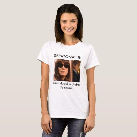 Camiseta Nazaré Tedesco