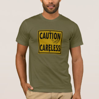 """Camiseta NBY as ervas daninhas do """"t-shirt descuidado"""