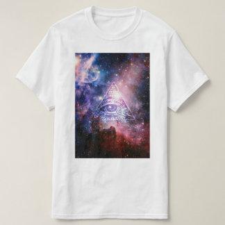Camiseta Nebulosa de Illuminati