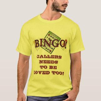 Camiseta Necessidades de ser t-shirt amado