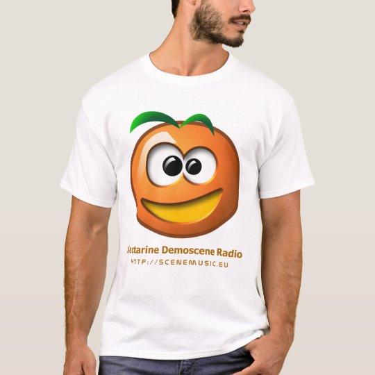 Camiseta Nectarine Demoscene Radio