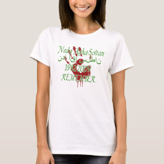 Camiseta Neda Agha-Soltan