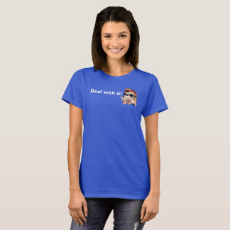 Camiseta Negócio de KalScattergood com ele! T-shirt