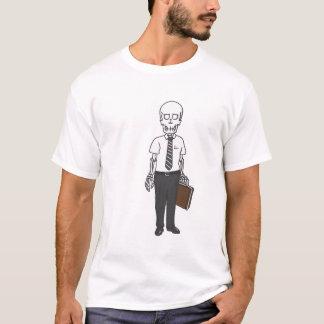 Camiseta Negócio Skully