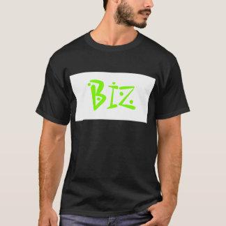 Camiseta negócios