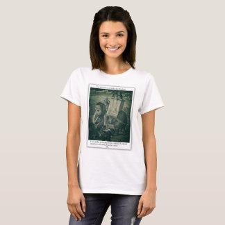 Camiseta Nellie o elefante vai à guerra!