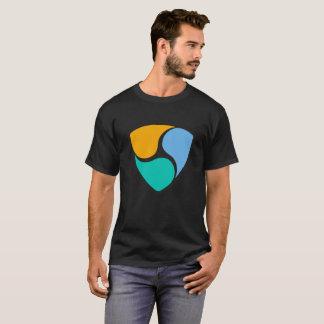 Camiseta NEM t-shirt da moeda (XEM)