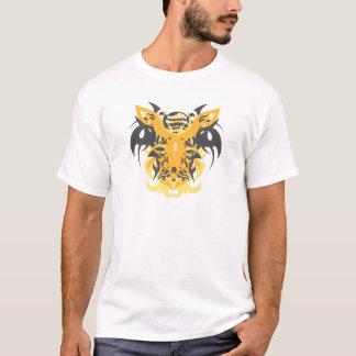 Camiseta Nêmesis da abstracção dez