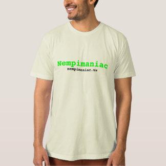 Camiseta Nempimaniac, nempimaniac.net - personalizado