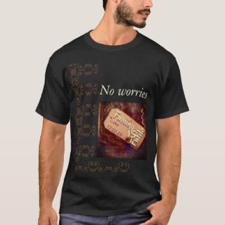 Camiseta Nenhum 12:25 de Luke das preocupações