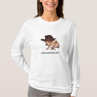 Camiseta Nenhum café