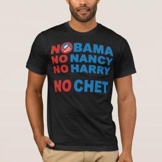Camiseta Nenhum Chet Edwards