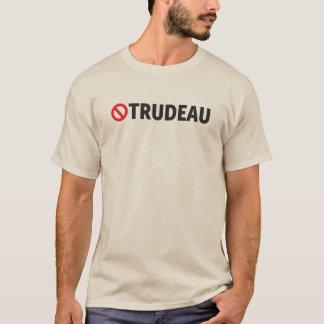 Camiseta NENHUM engraçado anti-Liberal de Canadá do sinal
