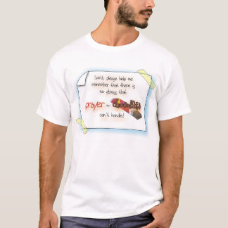 Camiseta Nenhum esforço