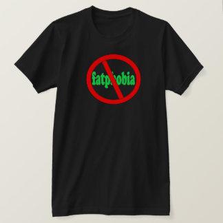 Camiseta Nenhum fatphobia