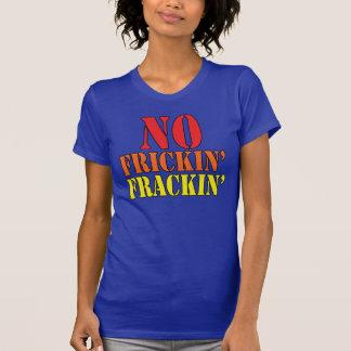 Camiseta Nenhum Frickin Frackin