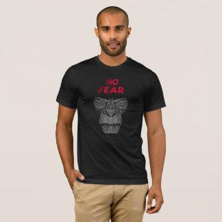 Camiseta NENHUM MEDO (Caeser)