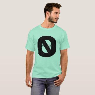 Camiseta nenhum merch dos kiansters