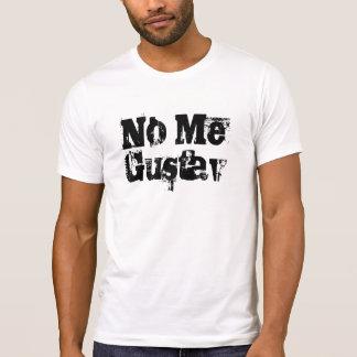 Camiseta Nenhum mim Gustavo