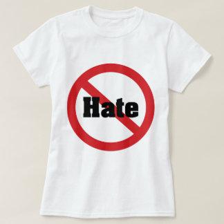 Camiseta Nenhum ódio