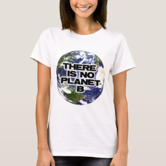 Camiseta Nenhum planeta B